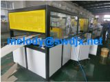 PVC Windowsおよびドアのプロフィールの放出の機械装置