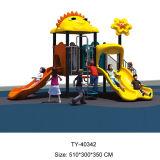 De OpenluchtApparatuur van de Dia van de Speelplaats van de Apparatuur van het vermaak (ty-70312)
