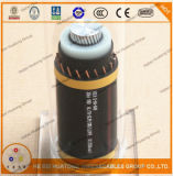 35kv Cu/Al /XLPE/Cts/Cws/ PVC/PE/LLDPE Power Cableまで1/0 2/0 Mv Cable Hot Sale