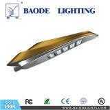 Acero galvanizado en caliente de la luz exterior LED lámpara solar de la calle