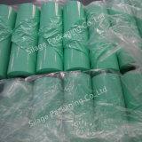 Película protectora del ensilaje del heno hecha en China 750mm/500mm/250m m, Thickness20-25um