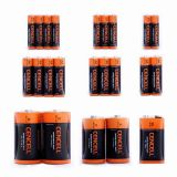 Bateria Super Power Zinc Carbon 1.5V AA