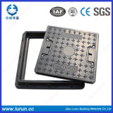 De Vierkante ISO9001 Overgegaane Dekking van het Mangat BMC 300X300