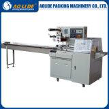 De horizontale Natte Machine van de Verpakking - veegt de Zak van de Hoekplaat van de Machine van de Verpakking af