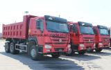 Sinotruk HOWO 6X4 20cbm 371HP 273kw 10 Rad-Kipper