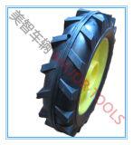 I prodotti della Cina comerciano le rotelle all'ingrosso Semi-Pneumatiche 8X1.75 della gomma del carrello