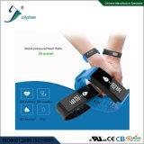 Neuester 2017 Blutdruck-Inner-Verhältnis-Blut-Sauerstoff-intelligentes Armband
