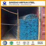 Câmara de ar redonda do aço suave do comprimento da espessura 5.8m de A36 0.4mm