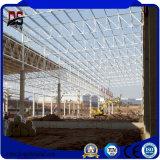 작업장 (Q235, Q345)를 위한 Pre-Painted 강철 구조물 프레임