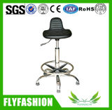 Moldada de alta qualidade resistente a Cadeira de laboratório de poliuretano (PC-31)