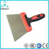 PP+TPR 플라스틱 손잡이 탄소 강철 0.5mm 벽 긁는 도구