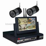 One Combo DVR Kits 7 Inch LCD DVR (KW-6004WM)에 있는 무선 All