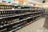 Горячая полка супермаркета сбываний с Shelving загородки/гондолы слоя