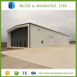 Disposição de aço da fábrica da oficina do armazém da estrutura da fabricação do baixo custo