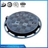 OEM En124 D400 forjado hierro dúctil moldeado en arena/Carretera Barranco la rejilla de zanja para tapa de registro