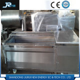 Burbuja del melocotón y lavadora de alta presión