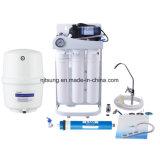 Cambiar el filtro rápido Sistema purificador de agua RO