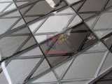ladrillo de cristal 3D para el mosaico del chapoteo de la cocina (CFC686)