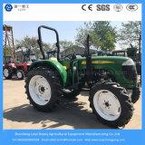 55HP 4WD 농장 농업 또는 정원 디젤 엔진 농장 소형 경작하거나 잔디밭 또는 동력 조타 장치 트랙터