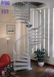 Moderno Espacio Espiral Pequeño Escaleras