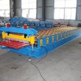 Rullo d'acciaio del comitato del tetto R dell'onda di colore che forma macchina