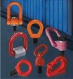 """Il acciaio al carbonio di alta qualità ha forgiato l'anello a """"D"""" delle serrature"""