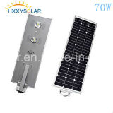 Heißes Sale Waterproof Aluminum 70W LED Solar Street Light