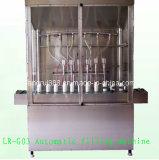 Máquina de relleno de los cristales de botellas de la goma completamente automática