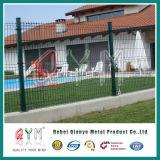 Ячеистая сеть загородки /Bending панели загородки 3D PVC Coated Curvy