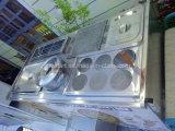 Завтрака автомобиля мороженного электрической батареи автомобиль передвижного обедая с оборудованием кухни быстро-приготовленное питания