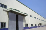 Structure en acier de grande portée de l'entrepôt préfabriqué