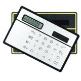 Calculatrice de format carte de crédit (FJ1026)