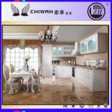 Gabinete de cozinha enfrentado acrílico do estilo moderno novo (FY521)