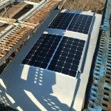 최고 가격 세륨 증명서를 가진 유연한 PV 태양 전지판 100W