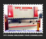 125t de prensa de doblado/máquina de doblado de la máquina