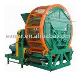 Шредер для отходов резины шин