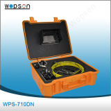 Wopson 하수도 파이프 검사 사진기 휴대용 기능적인 DVR 캠