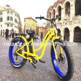 Venta caliente de la bici eléctrica gorda femenina del neumático (RSEB-506)