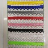 Filetti del cotone delle corde dell'elastico e senso di nylon della tessitura del tessuto