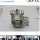 アルミニウム精密はCsating産業CNCの機械化を停止する