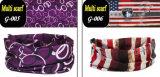 Sciarpa elastica della fascia del Bandanna di sport multi