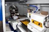 Buen trabajo estable tubo baratos enhebrado de Torno CNC