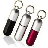 2GB 수용량을%s 가진 주문을 받아서 만들어진 립스틱 USB 섬광 드라이브