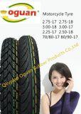 Neumático de la motocicleta de Tubless/neumático 275-17