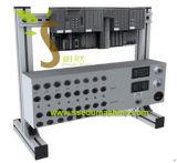 Banco de trabajo modelo de enseñanza del PLC del equipo de entrenamiento del PLC del PLC del amaestrador del PLC