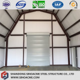 Sinoacme сегменте панельного домостроения лампа стальная рама сельского хозяйства склад