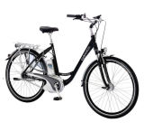 Bici plegable de la vespa de señora City E Bicycle Electric con velocidad interna de 36V/48V 9ah 10ah 12ah Shimano