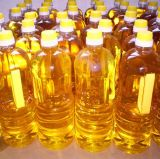 Olio di girasole raffinato per cucinare