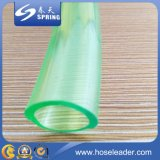 Tube de niveau transparent clair flexible de PVC de plastique