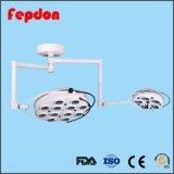 Médico techo de luz fría lámpara de funcionamiento (YD02-5 + 12)